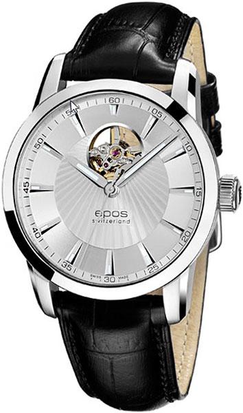 все цены на Мужские часы Epos 3423.133.20.18.25 онлайн