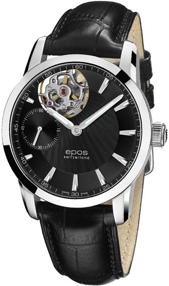 лучшая цена Мужские часы Epos 3424.183.20.15.25