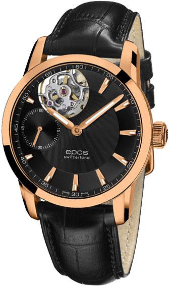 Мужские часы Epos 3424.183.24.15.25