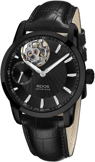 Мужские часы Epos 3424.183.25.15.25