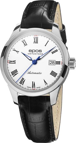 Фото - Мужские часы Epos 3426.132.20.20.25 бензиновая виброплита калибр бвп 13 5500в