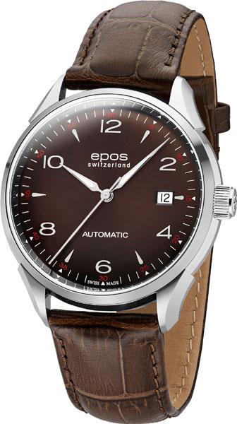 лучшая цена Мужские часы Epos 3427.130.20.57.27