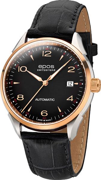 Мужские часы Epos 3427.130.34.55.25