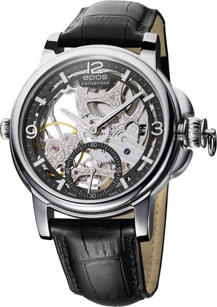 все цены на Мужские часы Epos 3429.195.20.55.25 онлайн
