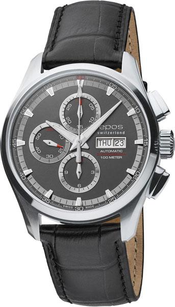 Мужские часы Epos 3433.228.20.14.25 u7 2016 новая мода силиконовая и нержавеющая сталь браслет мужчины изделий 18k позолоченный браслеты