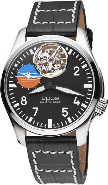 Мужские часы Epos 3434.183.20.35.24
