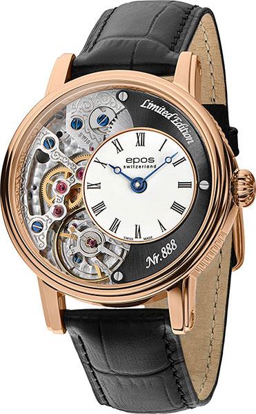 Мужские часы Epos 3435.313.24.25.25