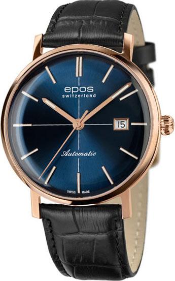 Мужские часы Epos 3437.132.24.16.25
