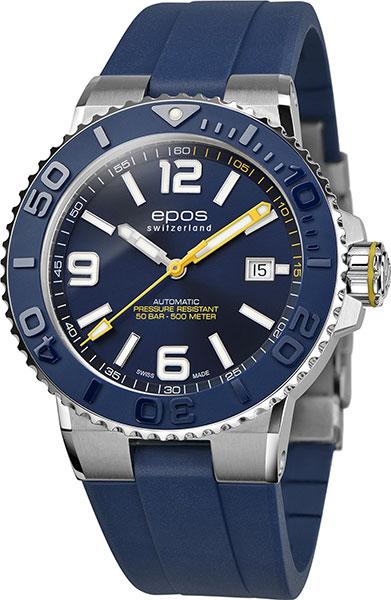лучшая цена Мужские часы Epos 3441.131.96.56.56