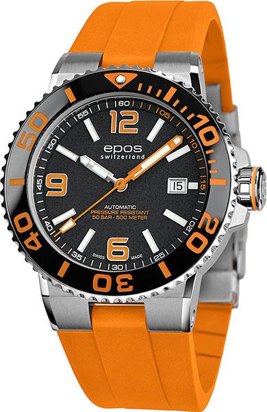 Мужские часы Epos 3441.131.99.52.52