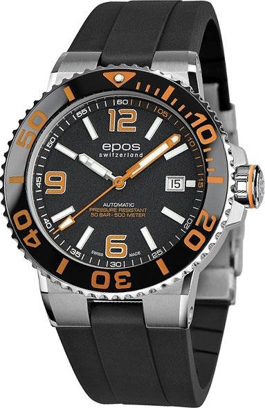 лучшая цена Мужские часы Epos 3441.131.99.52.55