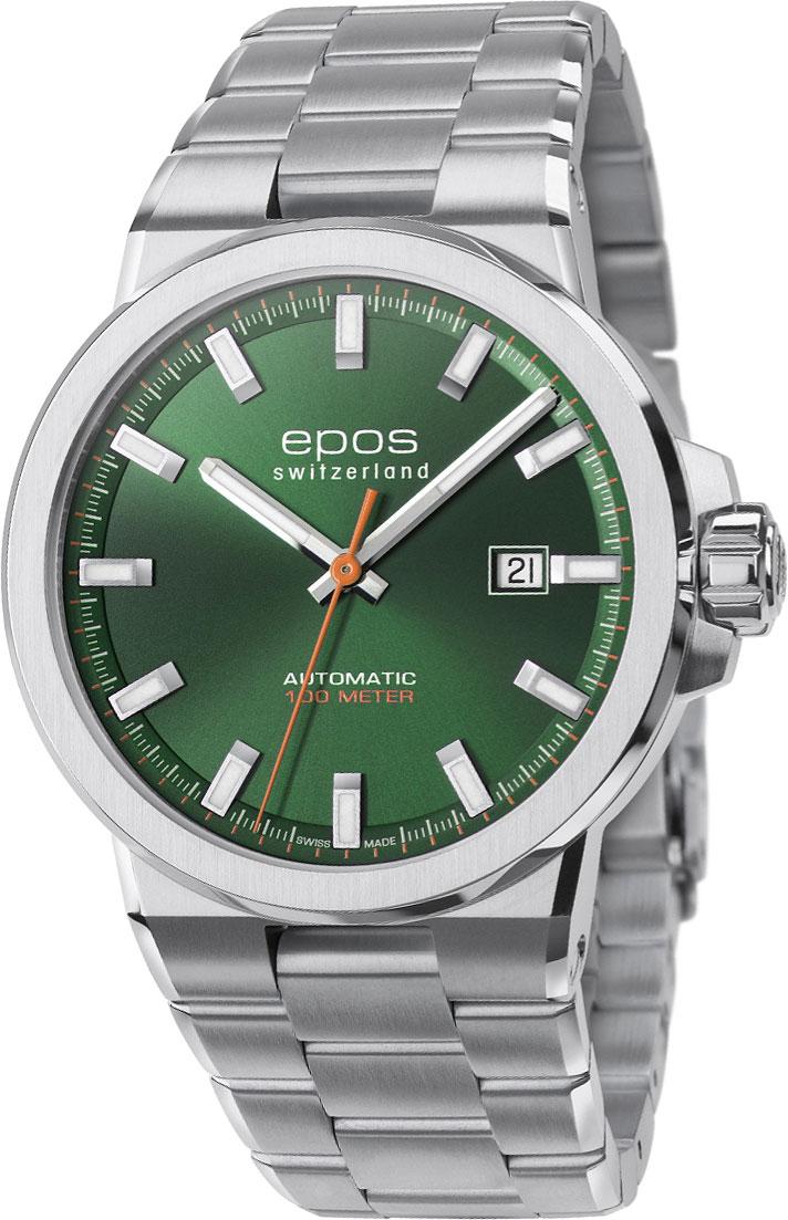 Мужские часы Epos 3442.132.20.13.30