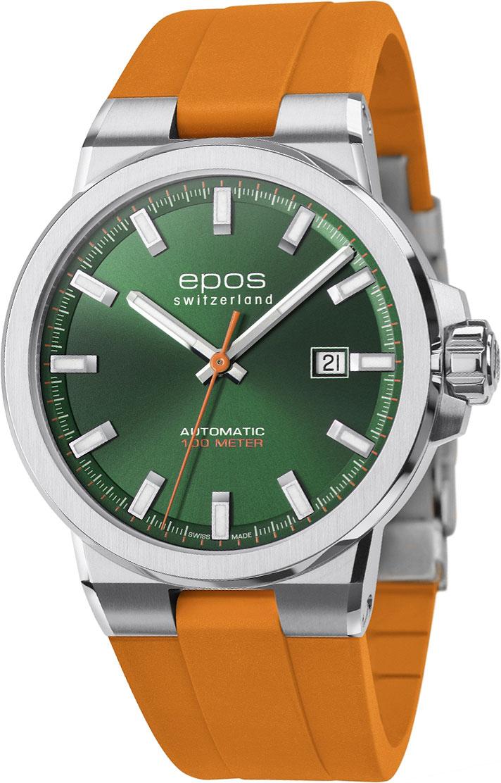 Мужские часы Epos 3442.132.20.13.52