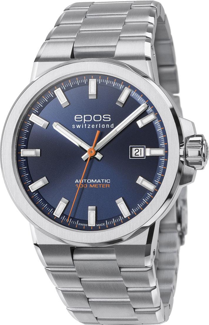 Мужские часы Epos 3442.132.20.16.30