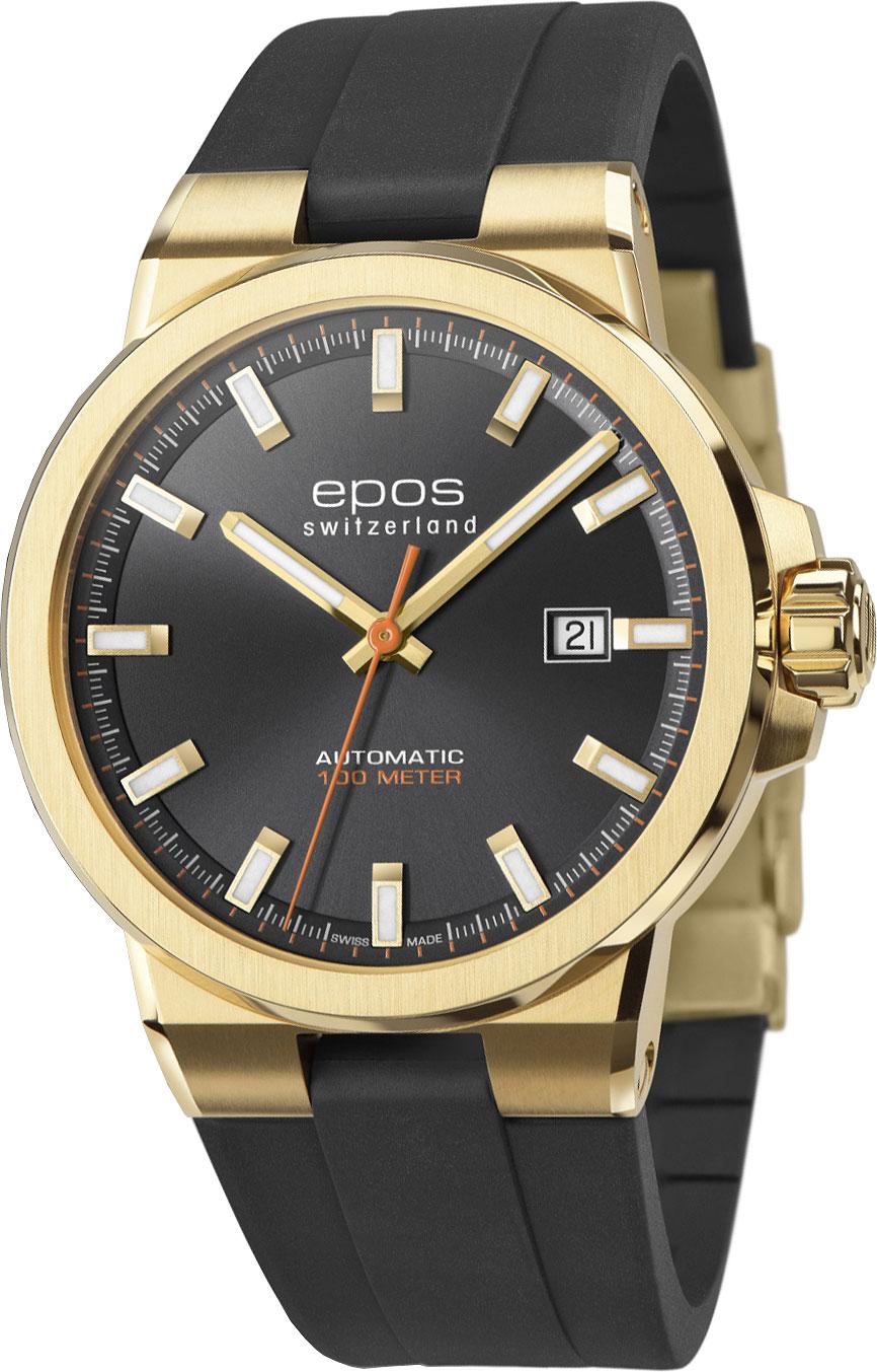 Мужские часы Epos 3442.132.22.14.55