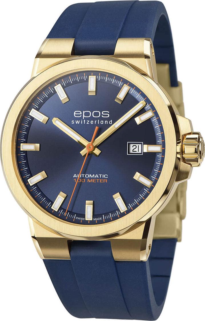 лучшая цена Мужские часы Epos 3442.132.22.16.56