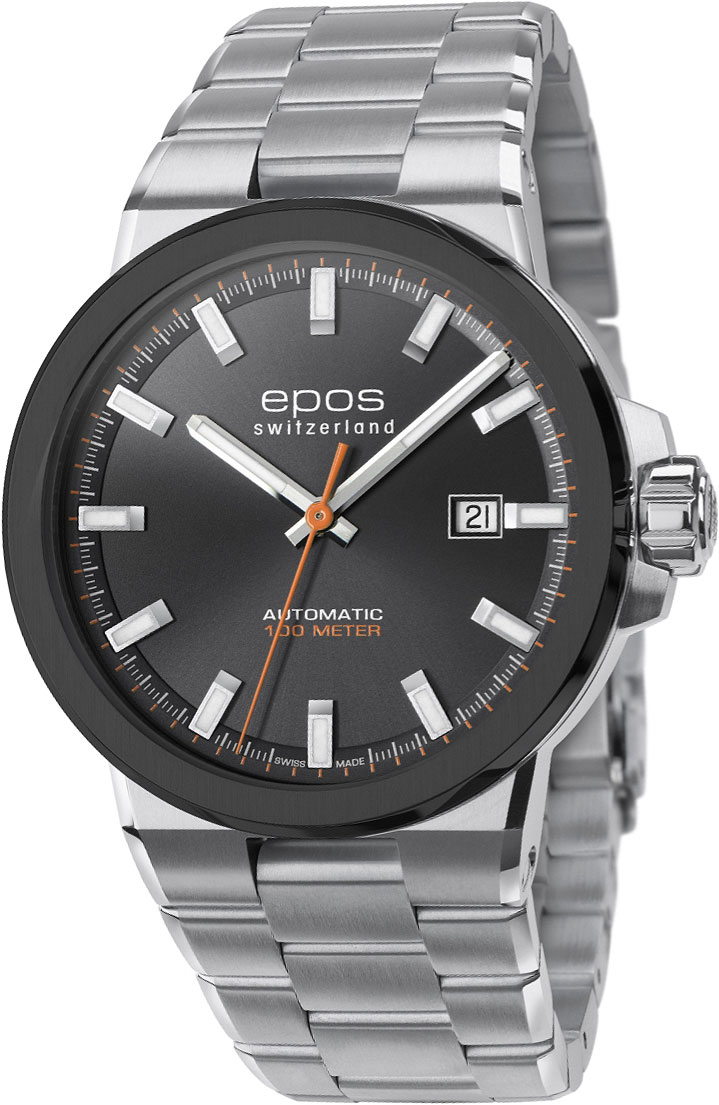Мужские часы Epos 3442.132.35.14.30
