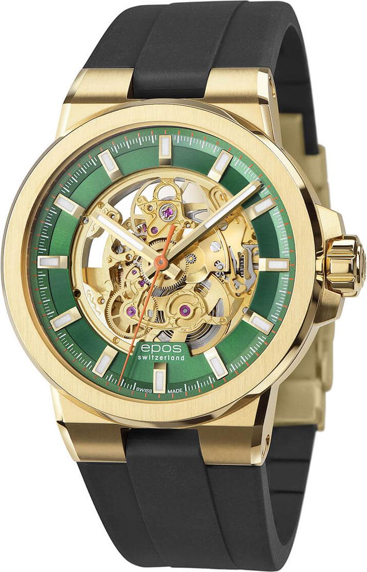 лучшая цена Мужские часы Epos 3442.136.22.13.55