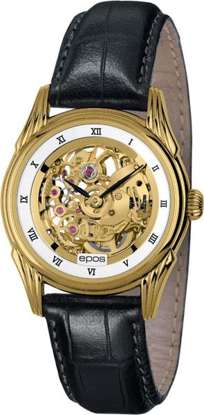 Женские часы Epos 4382.116.21.20.15 женские часы epos 8000 700 22 68 88