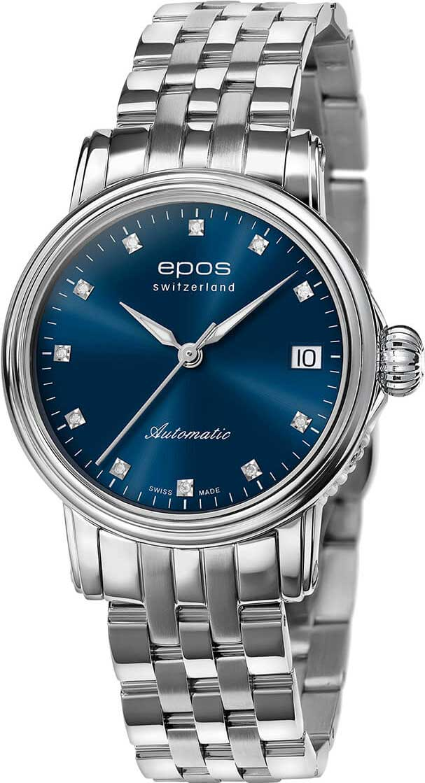 Женские часы Epos 4390.152.20.86.30 женские часы epos 8000 700 20 68 10