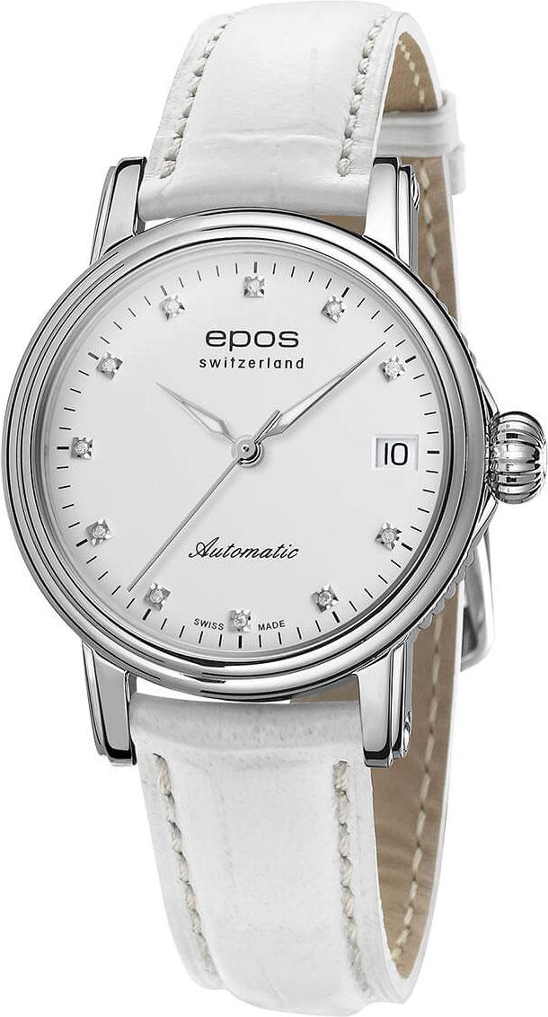 Женские часы Epos 4390.152.20.88.10 все цены