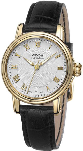 Женские часы Epos 4390.152.22.20.15
