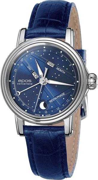 Женские часы Epos 4391.832.20.16.16
