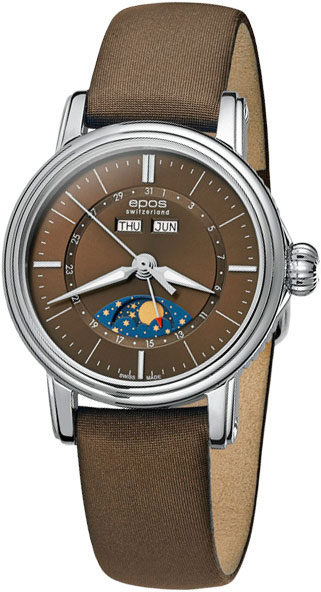 Женские часы Epos 4391.832.20.57.87