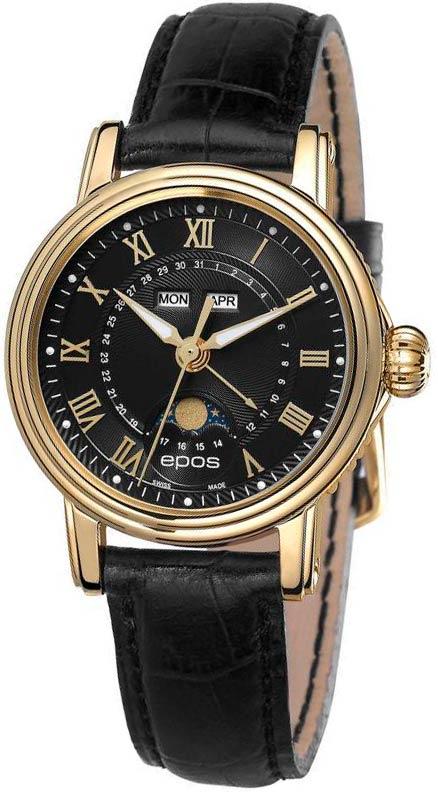 Швейцарские женские часы в коллекции Ladies Женские часы Epos 4391.832.22.25.15 фото