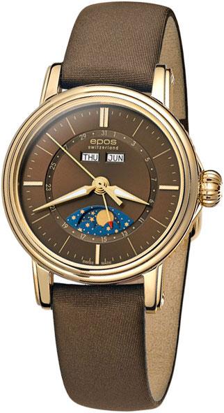 Женские часы Epos 4391.832.22.57.87