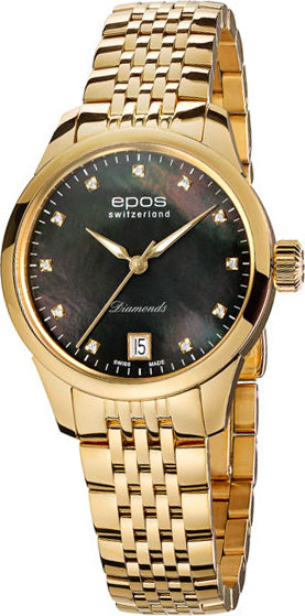 Женские часы Epos 4426.132.22.85.32 часы женские valtera 83900