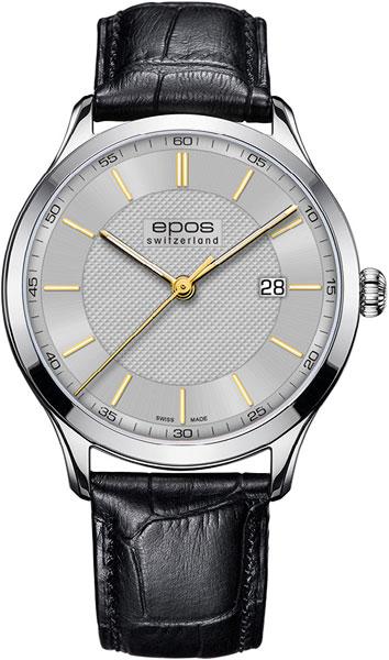 лучшая цена Мужские часы Epos 7000.701.20.98.25