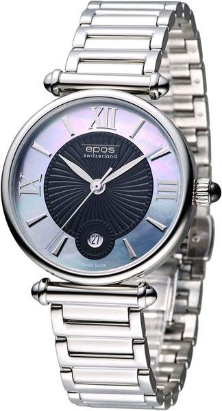 Женские часы Epos 8000.700.20.65.30 женские часы epos 8000 700 22 65 32