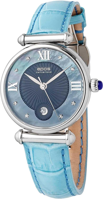 Женские часы Epos 8000.700.20.85.19