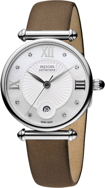 Женские часы Epos 8000.700.20.88.87