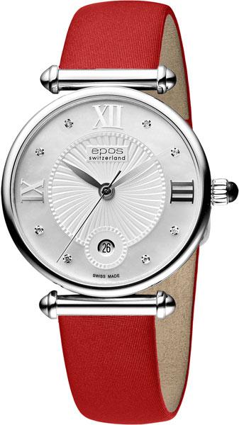Женские часы Epos 8000.700.20.88.88