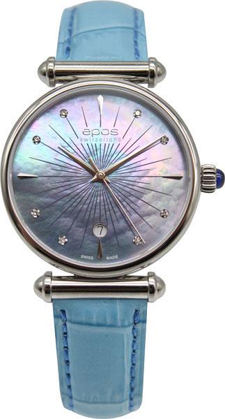 все цены на Женские часы Epos 8000.700.20.96.16 онлайн