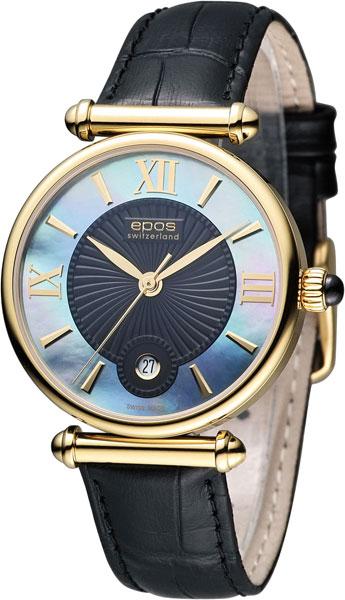 Женские часы Epos 8000.700.22.65.15 женские часы epos 8000 700 22 68 88