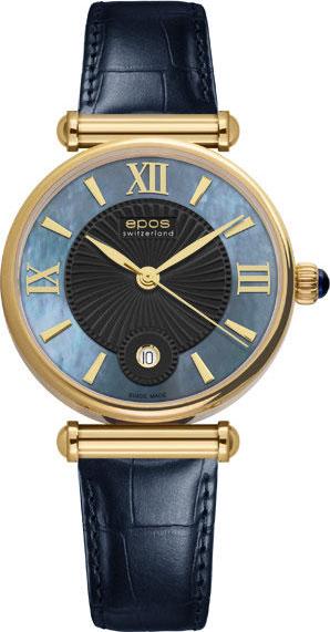 Женские часы Epos 8000.700.22.65.16