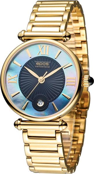 Швейцарские женские часы в коллекции Quartz Женские часы Epos 8000.700.22.65.32 фото