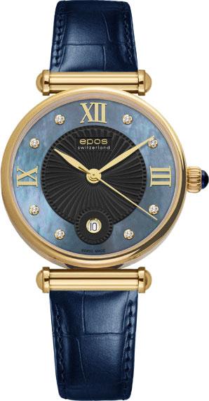 Женские часы Epos 8000.700.22.85.16