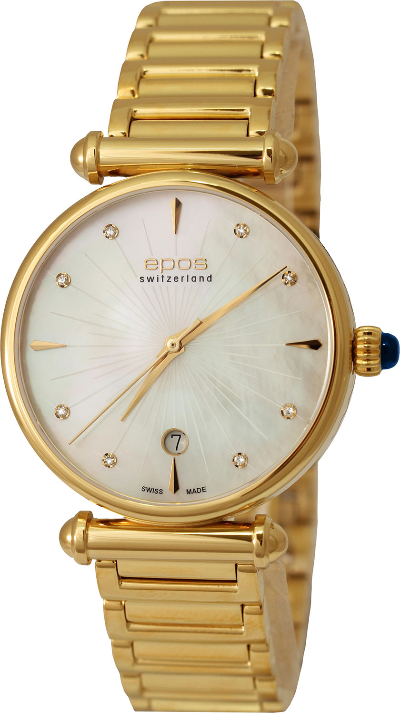 Женские часы Epos 8000.700.22.90.32 женские часы epos 4426 132 20 65 15