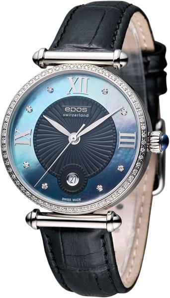 Женские часы Epos 8000.700.29.85.15 женские часы epos 8000 700 22 68 88