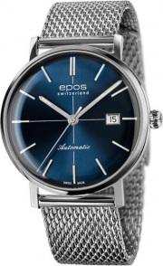 Наручные часы Epos (Эпос). Официальная гарантия. Бесплатная доставка 2132f03f390