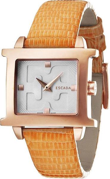 цена  Женские часы Escada E2030073  онлайн в 2017 году