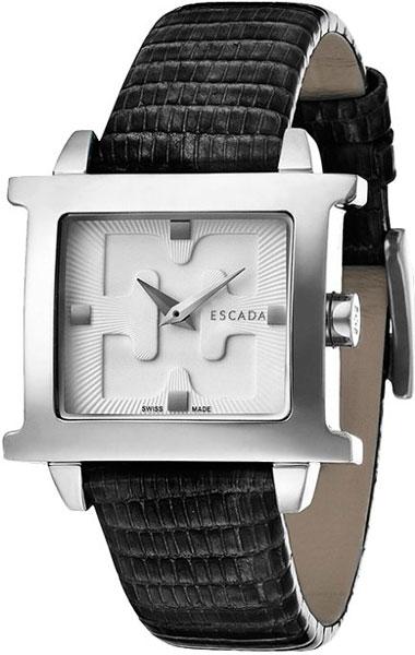 цена  Женские часы Escada E2030121  онлайн в 2017 году