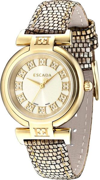 цена  Женские часы Escada E2100122  онлайн в 2017 году