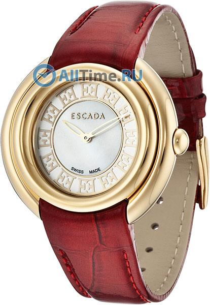 цена Женские часы Escada E2460022-ucenka онлайн в 2017 году