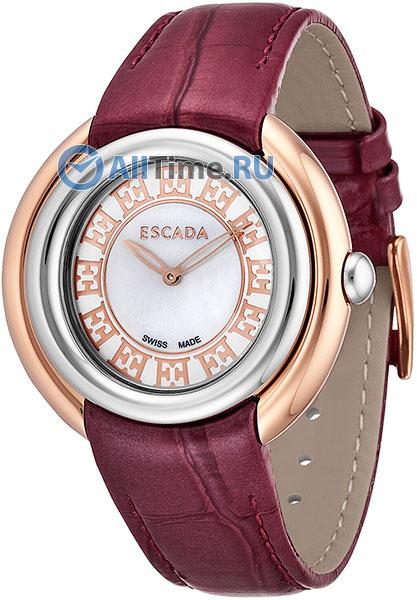 цена Женские часы Escada E2460085-ucenka онлайн в 2017 году