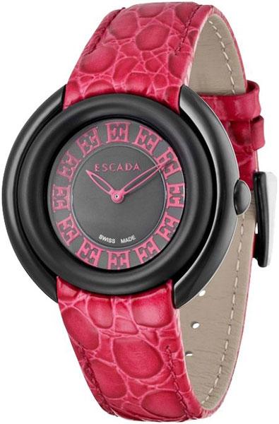 цена  Женские часы Escada E2460136  онлайн в 2017 году